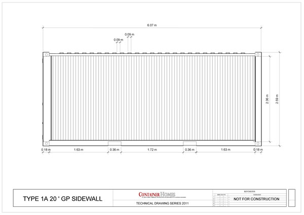 20 Foot Shipping Container Dimensions