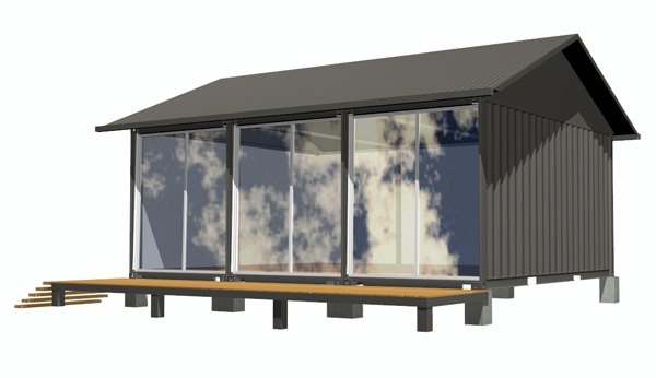 Shipping Container House Plans   The Jackaroo   Shipping Container    Shipping Container House Plans   The Jackaroo