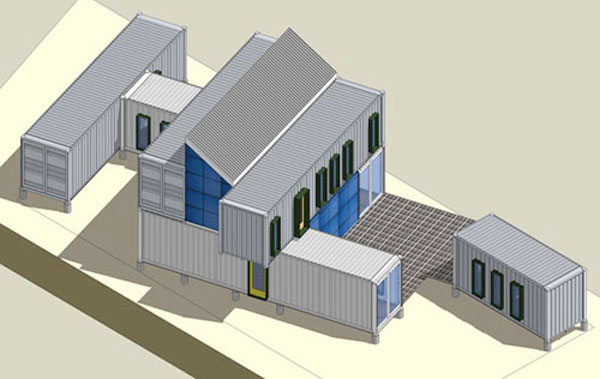 Shipping Container House Plan Book Series   Book   Shipping        Shipping Container House Book    D