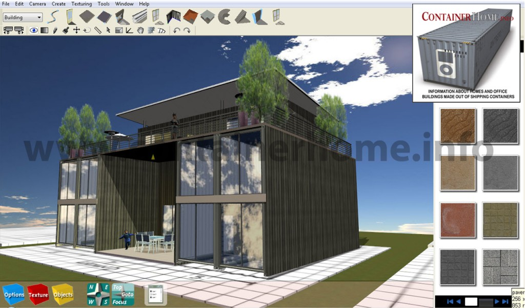 3d Isbu Shipping Container Home Design Software Shipping Container