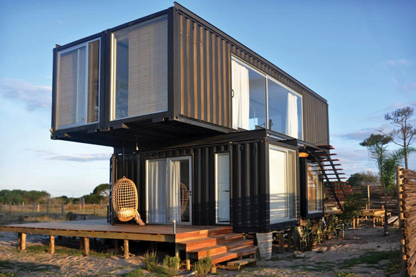Information about shipping container homes abrilenciencias for Beach house construction cost