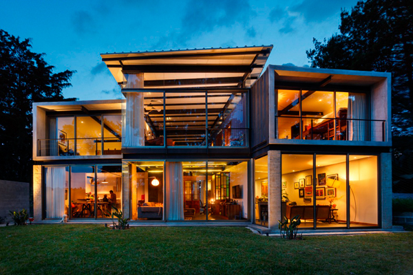 Houses Out Of Shipping Containers shipping container homes. diseo con 3  containers prefab container