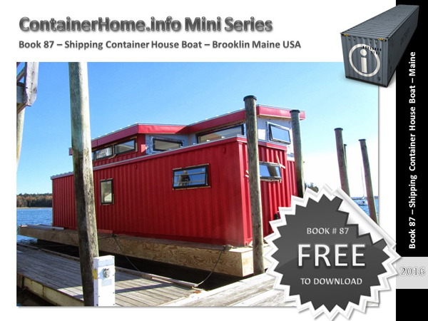 shipping container homes book 87 shipping container house boatjpg