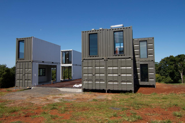 Today s featured Container Home is a Hybrid Container Design built by the Container  Build Group in Australia using 14 x 20   Type 1A HC Containers creating  Shipping Container Homes Book Series   Book 147   Shipping  . Shipping Container Building Australia. Home Design Ideas