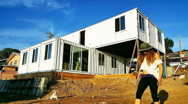 Container Home Construction Book